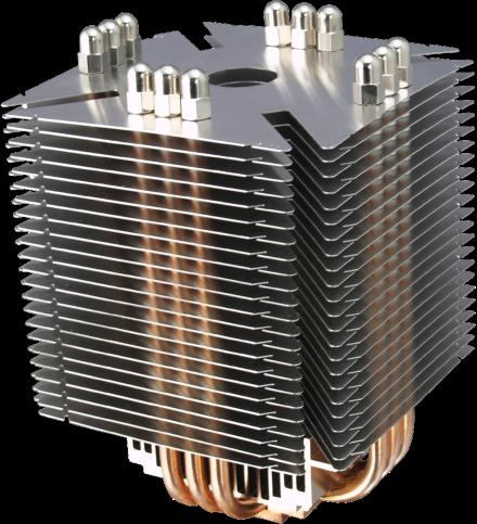 Радиатор для отвода тепла своими руками