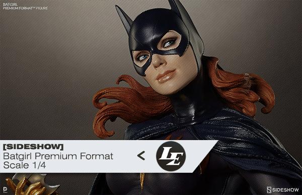 [Sideshow] Batgirl Premium Format Figure 1a44d18550ebd37bf9ff395179876d05