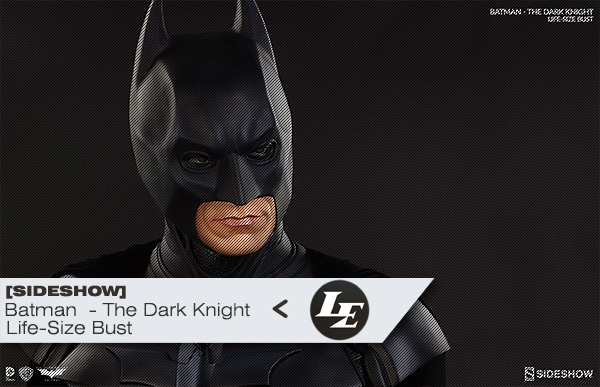 [Sideshow] Batman The Dark Knight Life-Size Bust 1f44f1e8cdf14dcdb8ea5082fa496452