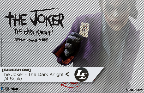[Sideshow] Premium Format | The Dark Knight: Joker 2a428d97f9441aec62a88900ebee6f1d