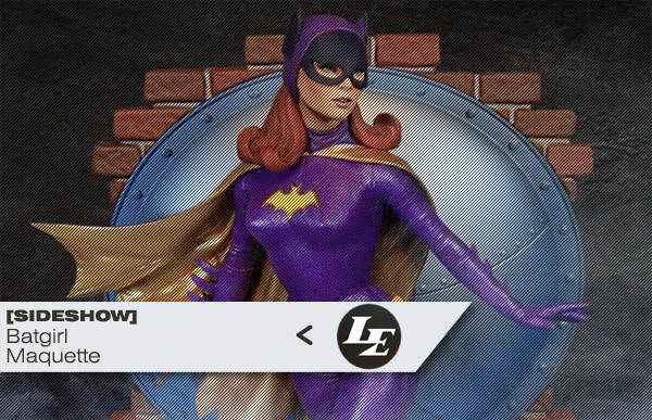 [Sideshow] - Batgirl - Maquette 4e311da77deace99f7be72f0bc53cdc7