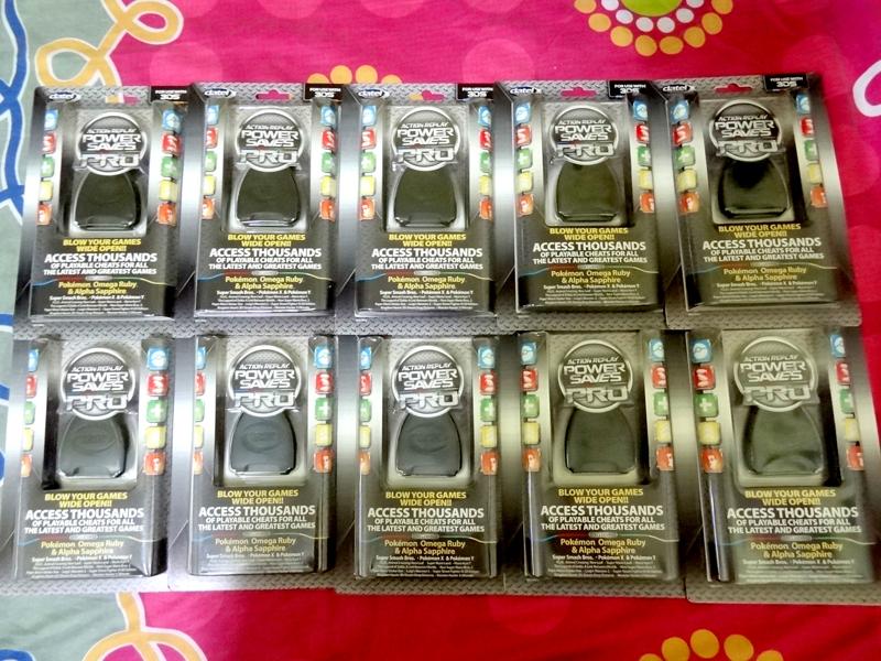 Terjual Jual Datel Powersaves Pro - Action Replay for 3DS (Langka dan Best  Seller!)