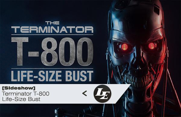 [Sideshow] - Terminator T-800 Life-Size Bust 876f9e2f25a53a15474792522eb47528