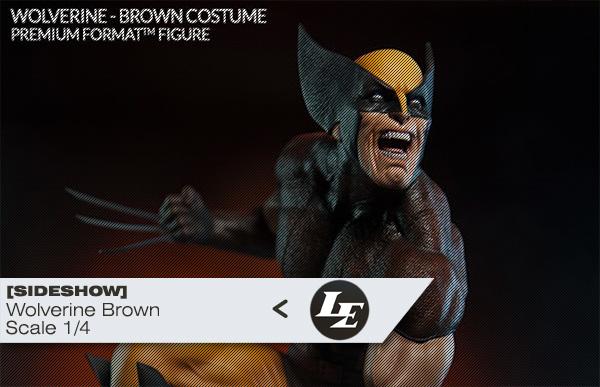 [SideShow] Wolverine Brown Premium Format 9b5b344fe8472b5addcd4a65204ab0cd