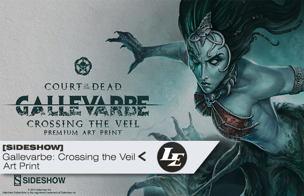 [Sideshow] Gallevarbe: Crossing the Veil Premium Art Print A5d0ddd3a5207e7dd194b99c4c17cf90