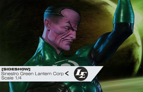 [Sideshow] DC Comics: Sinestro Green Lantern Corp - Premium Format Af82fb413edb5a9cbfc41e77a7be3580