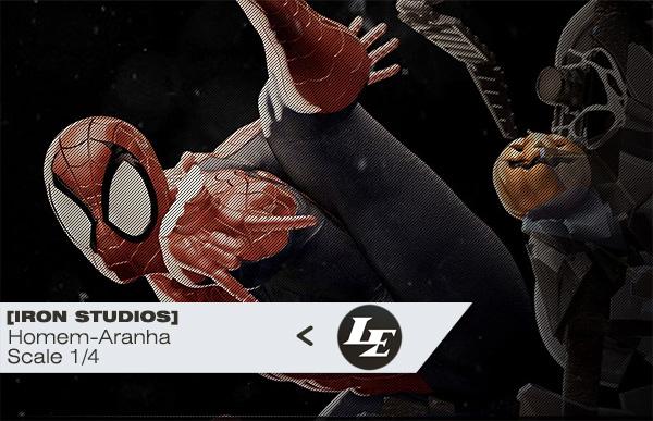 [Iron Studios] Legacy Replica Homem-Aranha 1/4 C3216b7149414986c00302e985ed5eac