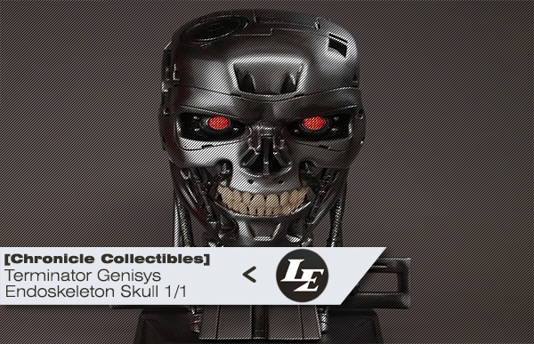 [Chronicle Collectibles] Terminator Genisys: Endoskeleton Skull Dd03f6ae5de4d7b03f59b756f77ab228
