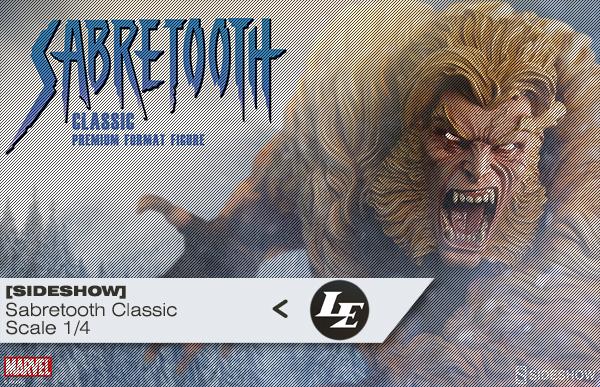 [SideShow] Sabretooth Classic Premium Format E5d629802c11f263d0b12101ec9cc342