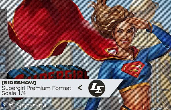 [Sideshow] Supergirl - Premium Format Figure F5d705261e1265df7f5d8829c3f472c3